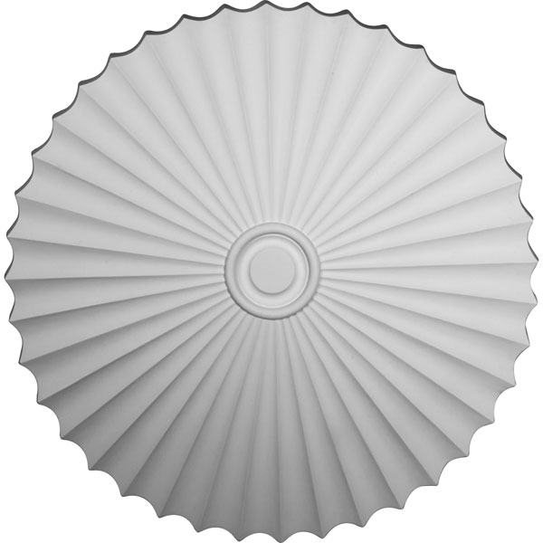 "47 5/8""OD x 2""P Shakuras Ceiling Medallion (For Canopies up to 6 1/2"")"