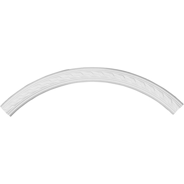 "35 1/2""OD x 31 1/2""ID x 2""W x 7/8""P Medway Ceiling Ring (1/4 of complete circle)"