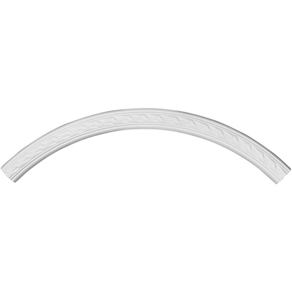 "39 3/8""OD x 35 1/2""ID x 2""W x 7/8""P Medway Ceiling Ring (1/4 of complete circle)"