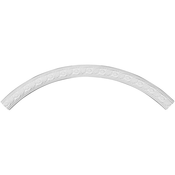 "43 5/8""OD x 39 3/8""ID x 2 1/8""W x 7/8""P Milton Ceiling Ring (1/4 of complete circle)"