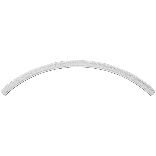 """75 5/8""""OD x 70 7/8""""ID x 2 3/8""""W x 1 1/4""""P Nexus Ceiling Ring (1/4 of complete circle)"""
