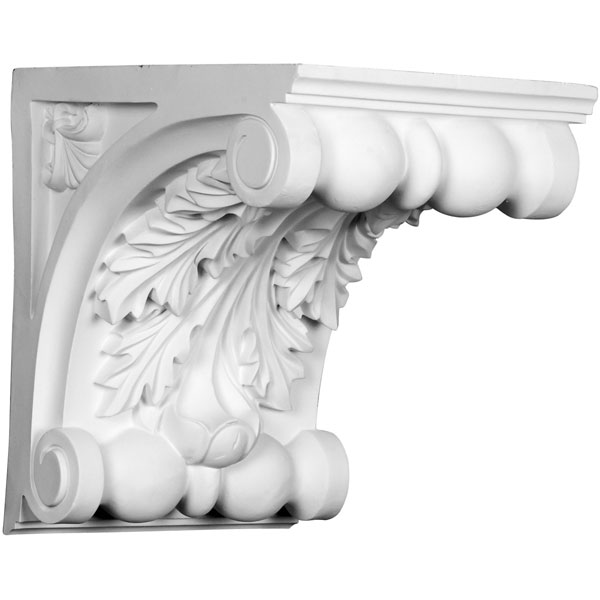 "10""W x 13""D x 13""H Chesterfield Corbel"