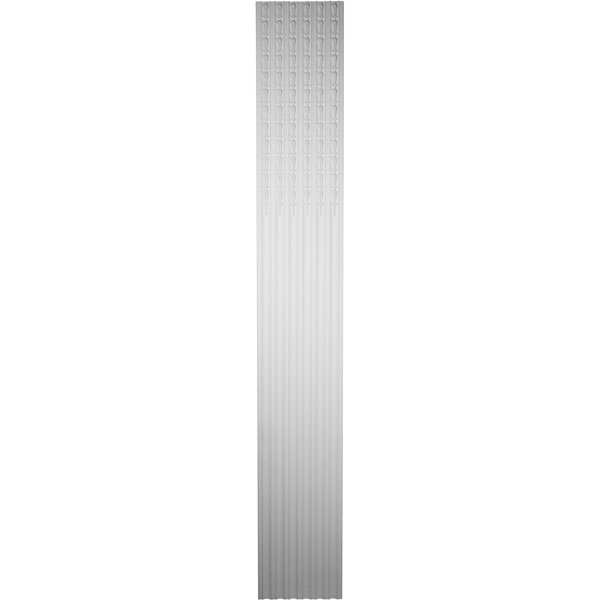 "13 3/4""W x 94 1/2""H x 1 7/8""P Benson Fluted Pilaster (each)"