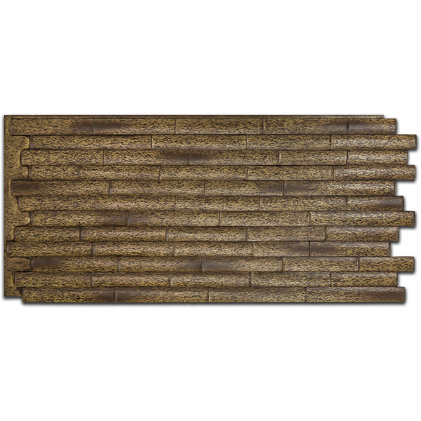 Faux Bamboo Panels