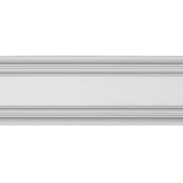 "SAMPLE - 8""W x 4""P x 12""L Inner Beam for 8"" Deluxe Coffered Ceiling System (Kit)"
