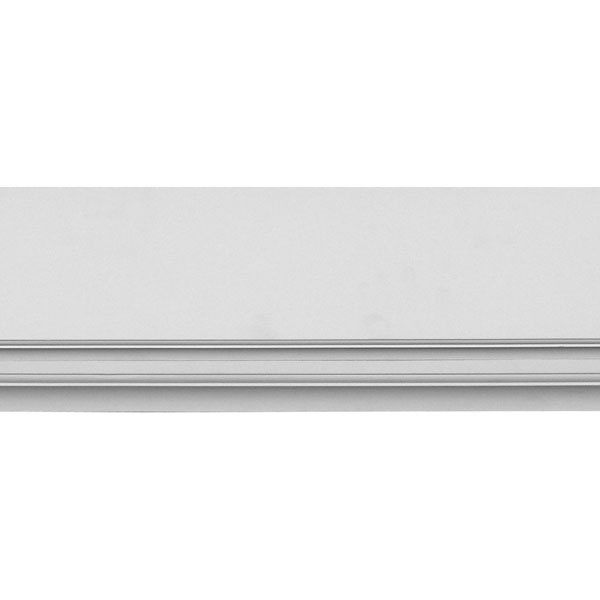 "8""W x 4""P x 94 1/2""L Perimeter Beam for 8"" Deluxe Coffered Ceiling System (Kit)"