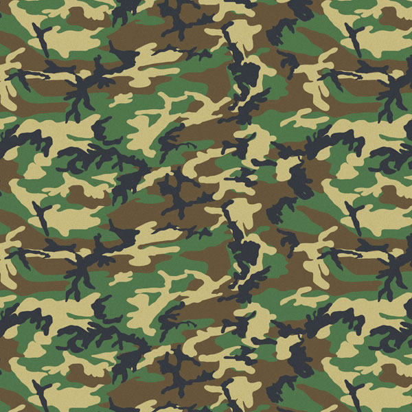 Camo Pack Graphic Column Wrap
