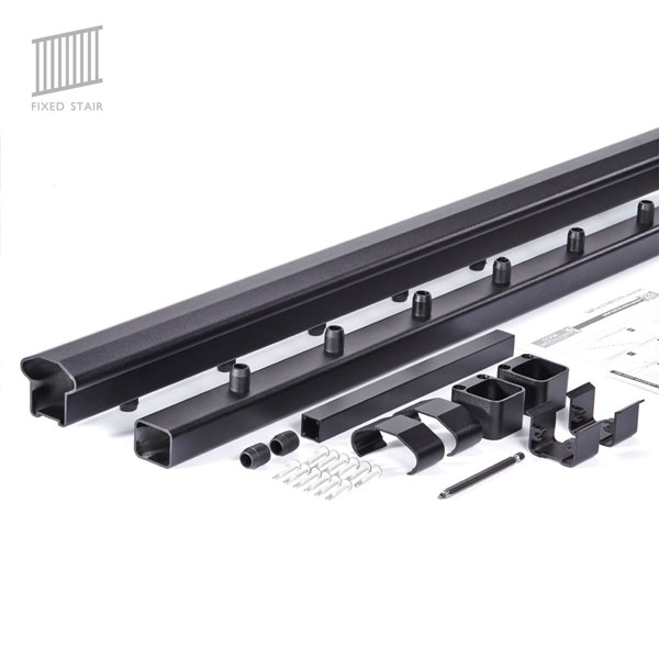 Series 100 - Fixed Angle Stair Rail Kit