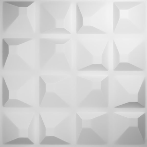 WP20X20TNWH 3D Wall Panels
