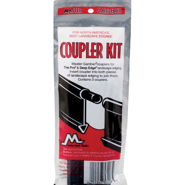 Master Gardener Professional Couplers (3/Pack)