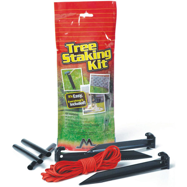 "Tree Master Tree Staking Kit (For Trees Less Than 2.5"" In Diameter)"
