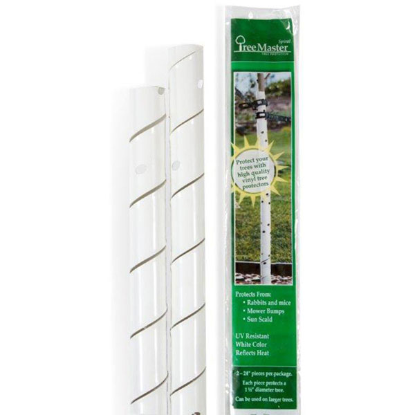 "24"" Spiral Tree Guard - (2/Pack)"