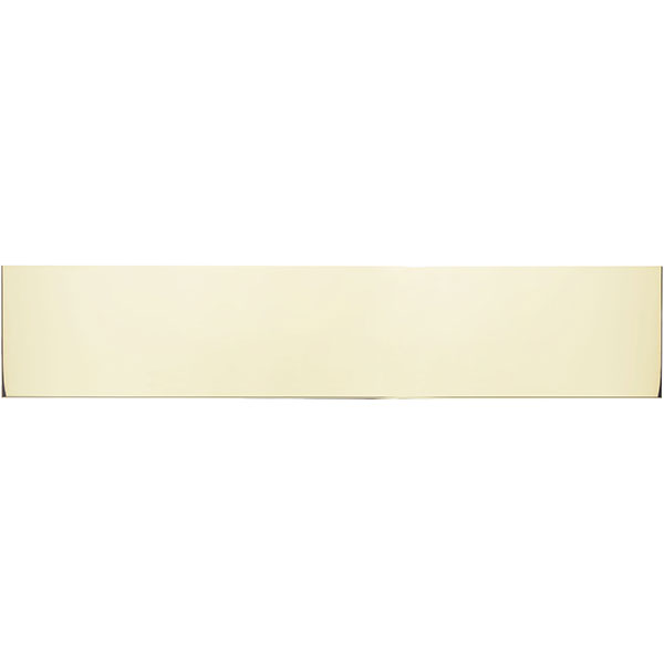 brass accents a09 p0830 628gmag 30 inch w x 8 inch h kick