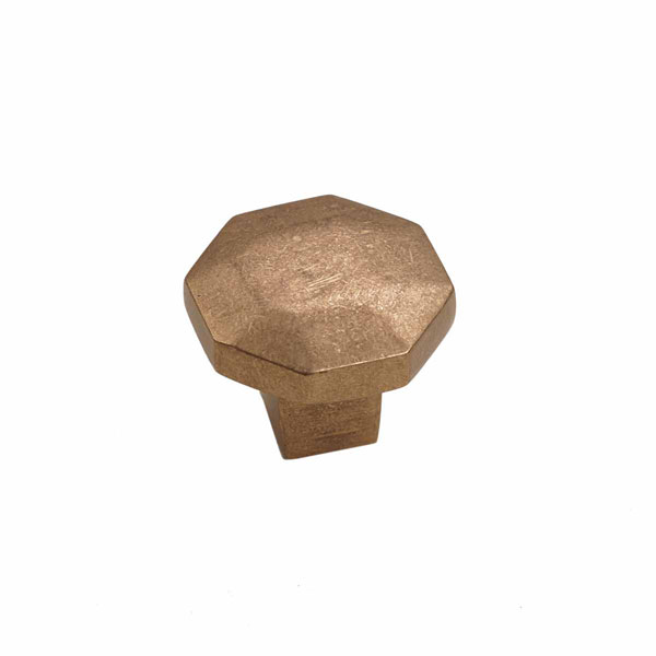 Natural Style, Bronze Octagon Knob