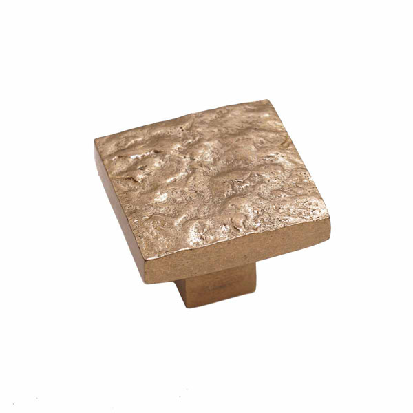 Deco Style, Bronze Textured Square Knob