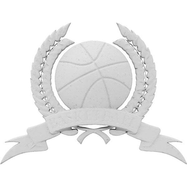 Basketball Design Onlay