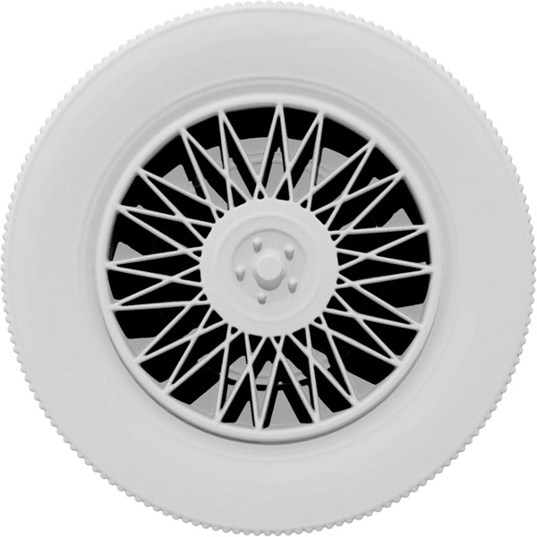 Continental Wheel Onlay