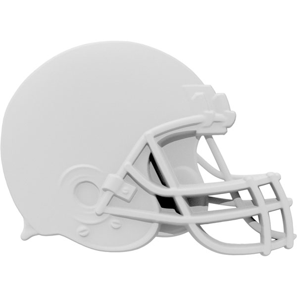 Football Helmet Right Onlay