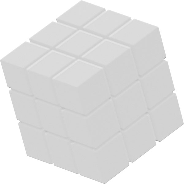 Puzzle Cube Onlay
