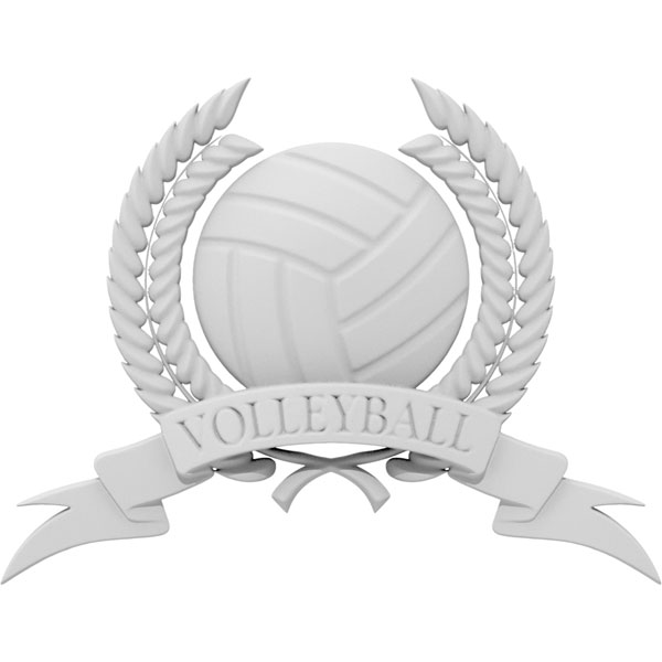 Volleyball Design Onlay