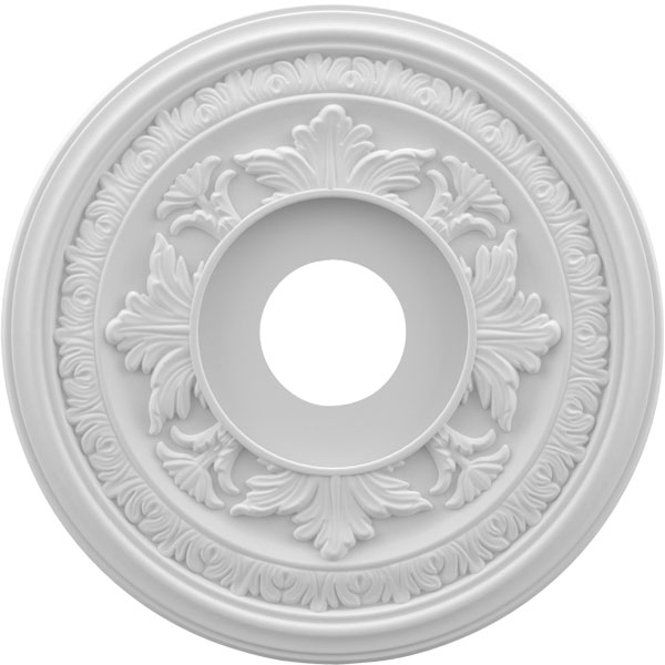 Baltimore Thermoformed PVC Ceiling Medallion