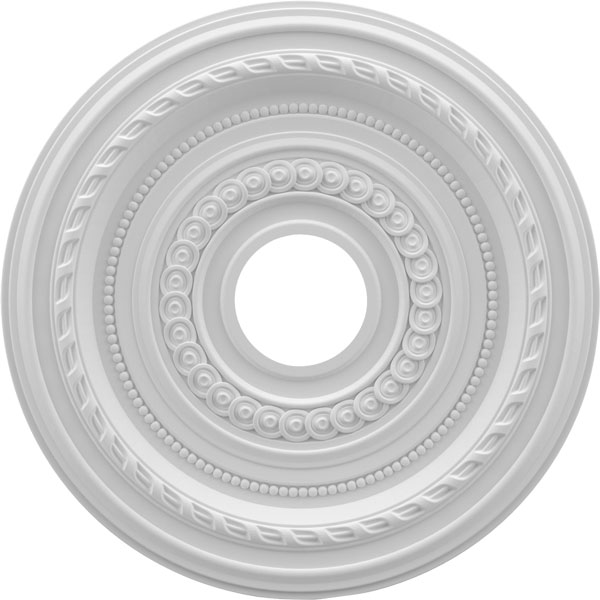 Cole Thermoformed PVC Ceiling Medallion