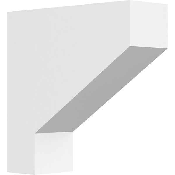 Clemmons Architectural Grade PVC Corbel