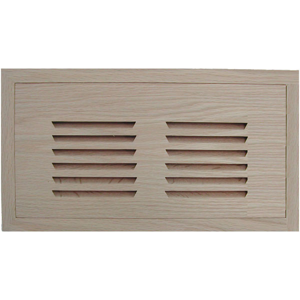 Horizontal Slot Flush Mount Register