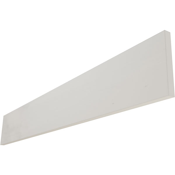 1-Sided Smooth Endurathane Faux Wood Beam Plank