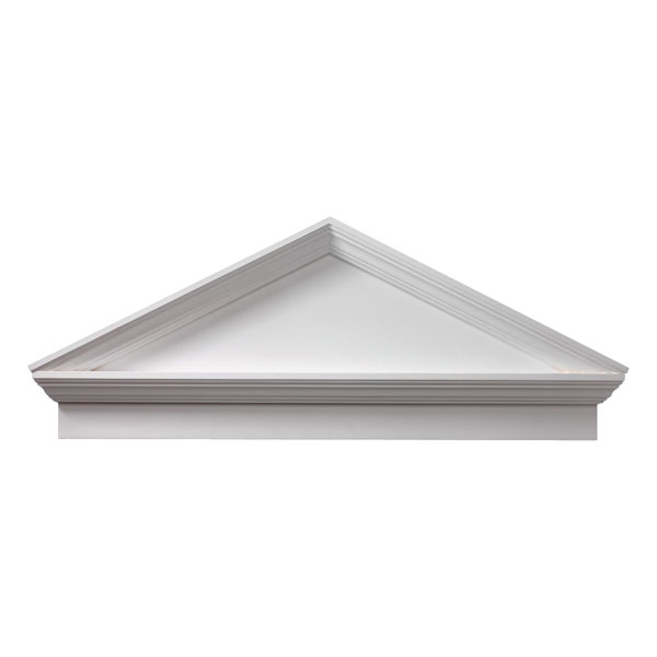 Fypon Ltd Cpcp Combination Peaked Cap Pediment