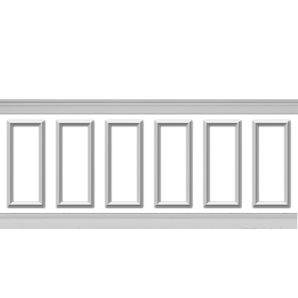 WPK12X28AS-01 Wainscot Paneling Trim