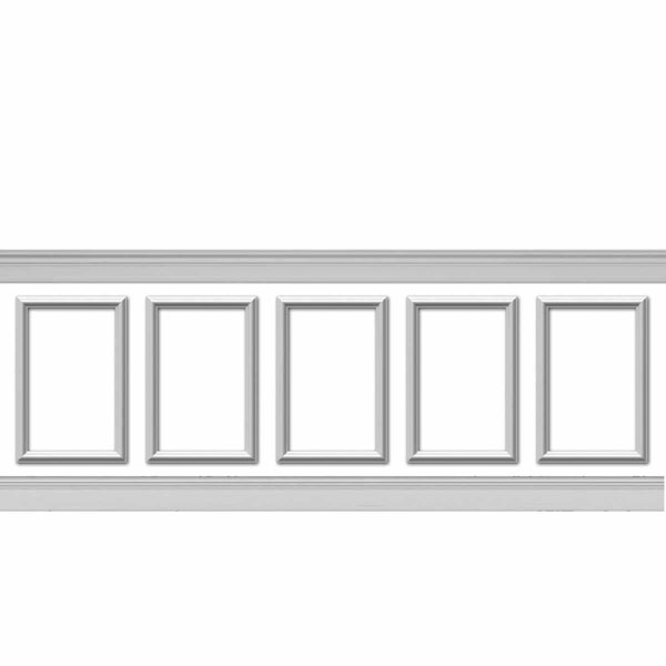 WPK16X24AS-01 Wainscot Paneling Trim
