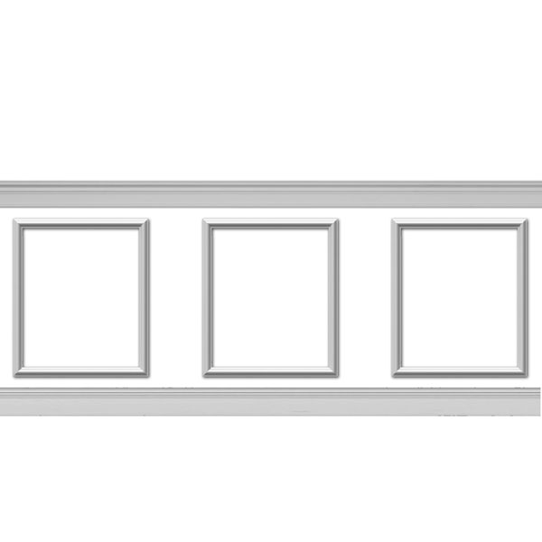 WPK24X28AS-01 Wainscot Paneling Trim