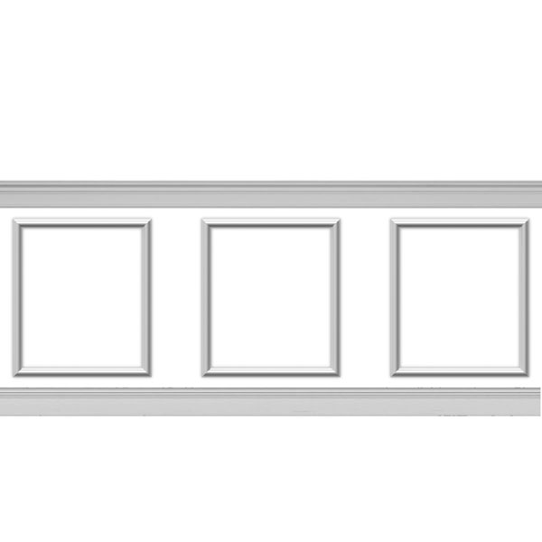 WPK24X28AS-02 Wainscot Paneling Trim