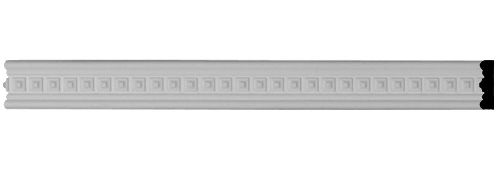 "1 3/8""H x 3/8""P x 94 1/2""L Sequential Panel Moulding"