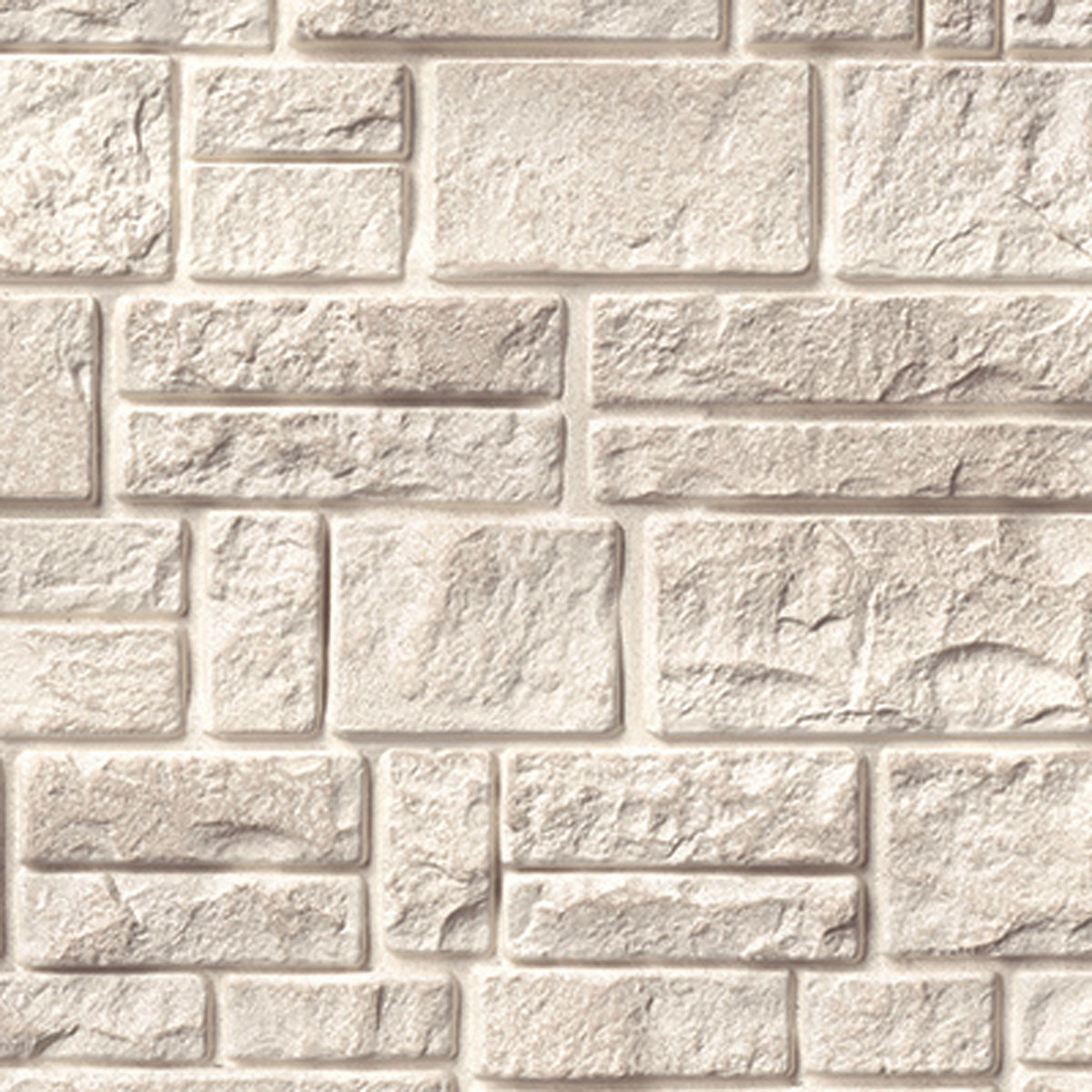 The Foundry 1702850 10 Inch W X 62 Inch L Vinyl Stone Panels