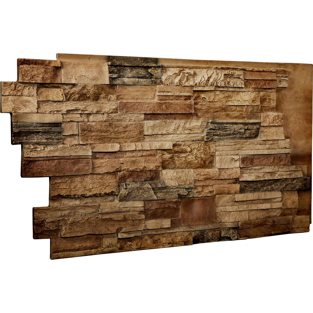 Interior Stone Wall Panels : Ekena millwork pn inch w h d dr