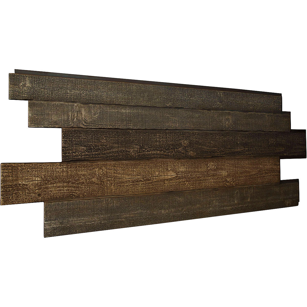 Ekena millwork pn913 98 inch w x 38 inch h x 1 inch d rough for Faux wood siding