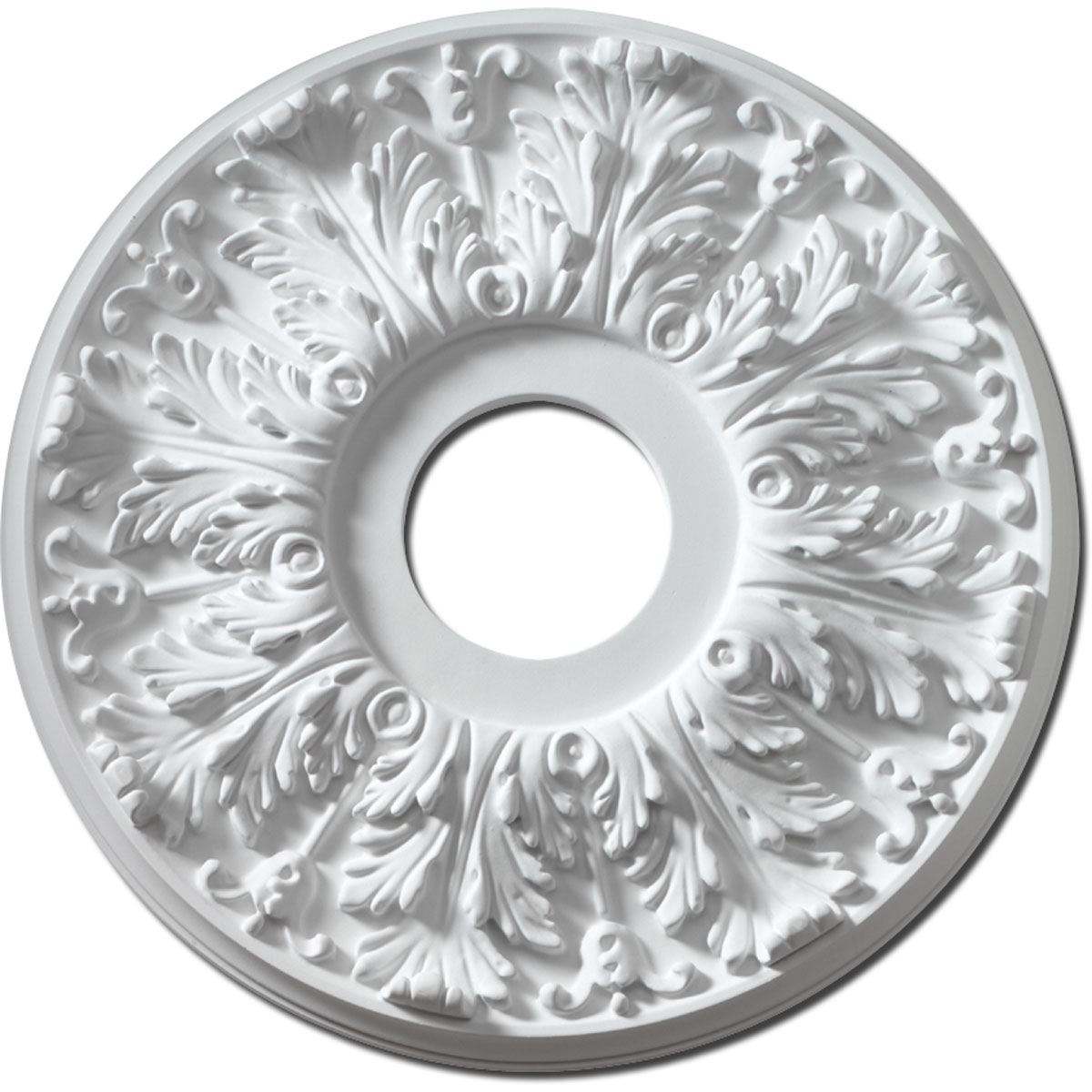 Florentine 29 1//8 Ceiling Medallion with 1 Center Hole