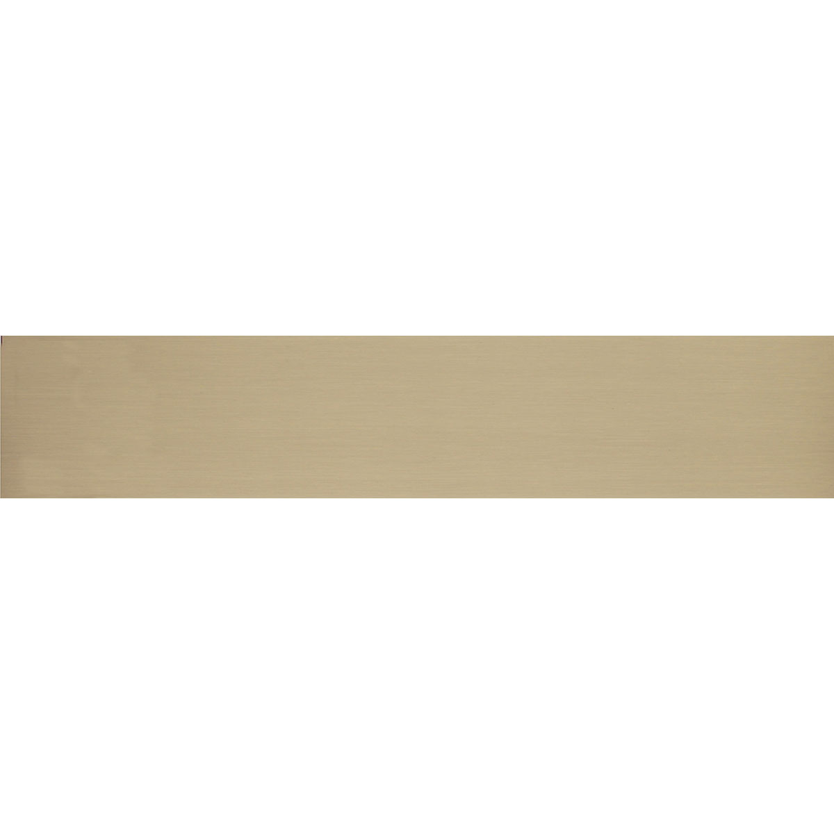 Brass Accents A09 P0634 609mag 34 Inch W X 6 Inch H Kick Pla