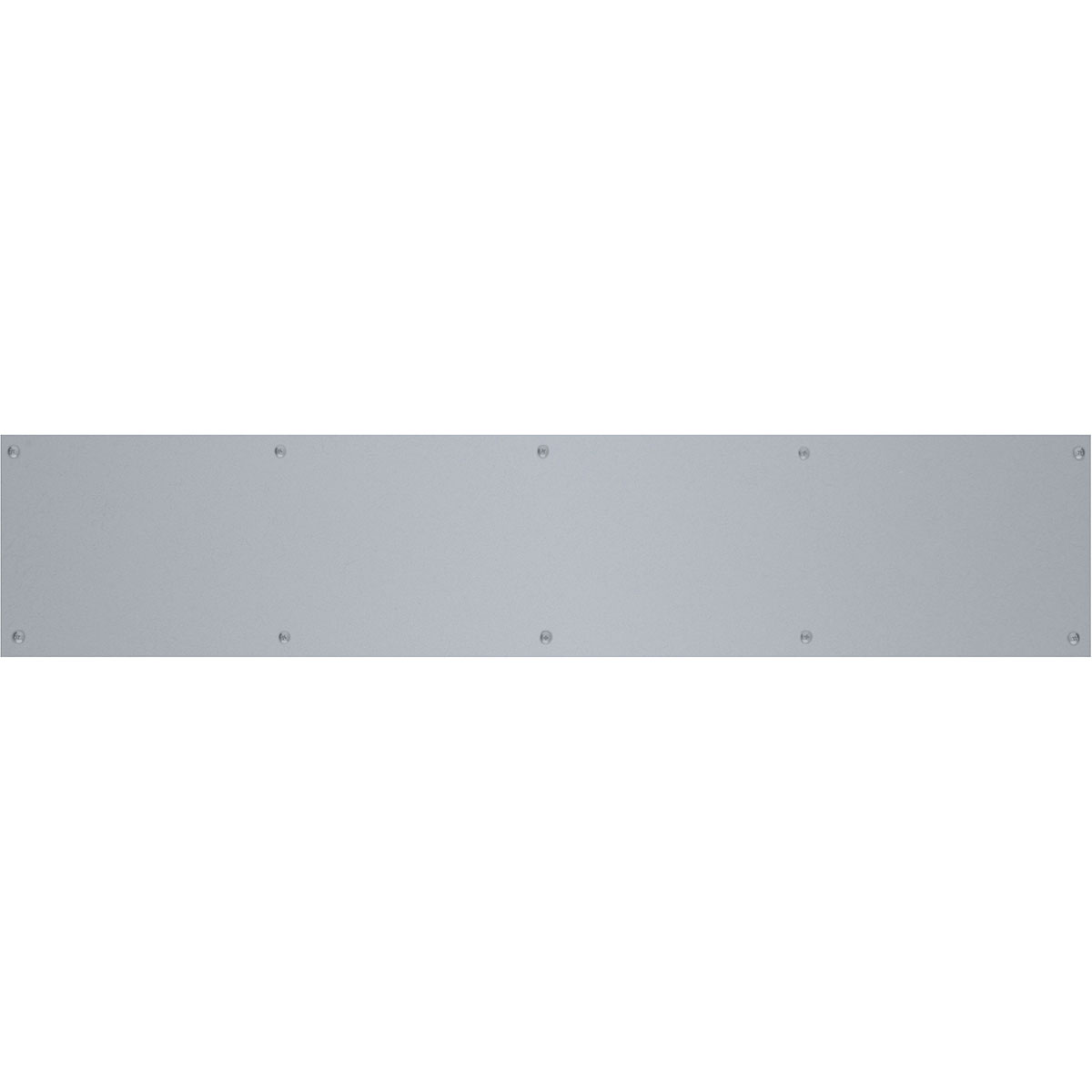 Brass accents a09 p0828 acr gymag 28 inch w x 8 inch h kick for Magnetic kick plates for exterior doors